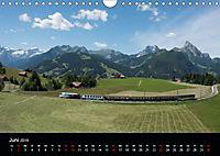 Schweizer Eisenbahn (Wandkalender 2019 DIN A4 quer) - Produktdetailbild 6