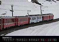Schweizer Eisenbahn (Wandkalender 2019 DIN A4 quer) - Produktdetailbild 12