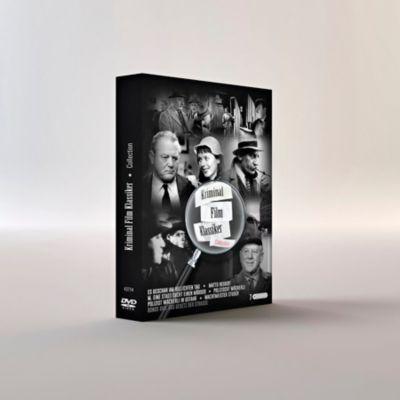 Schweizer Kriminalfilm Klassier Collection