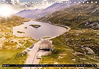 Schweizer Luftbilder 2019 (Tischkalender 2019 DIN A5 quer) - Produktdetailbild 1