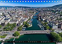Schweizer Luftbilder 2019 (Tischkalender 2019 DIN A5 quer) - Produktdetailbild 2