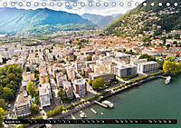 Schweizer Luftbilder 2019 (Tischkalender 2019 DIN A5 quer) - Produktdetailbild 8