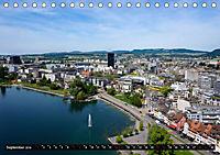 Schweizer Luftbilder 2019 (Tischkalender 2019 DIN A5 quer) - Produktdetailbild 9