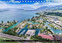 Schweizer Luftbilder 2019 (Tischkalender 2019 DIN A5 quer) - Produktdetailbild 3