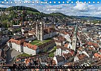 Schweizer Luftbilder 2019 (Tischkalender 2019 DIN A5 quer) - Produktdetailbild 7