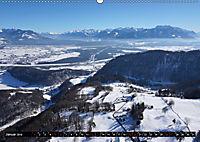 Schweizer Luftbilder 2019 (Wandkalender 2019 DIN A2 quer) - Produktdetailbild 1