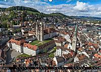 Schweizer Luftbilder 2019 (Wandkalender 2019 DIN A2 quer) - Produktdetailbild 7