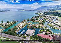 Schweizer Luftbilder 2019 (Wandkalender 2019 DIN A2 quer) - Produktdetailbild 3