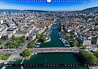 Schweizer Luftbilder 2019 (Wandkalender 2019 DIN A3 quer) - Produktdetailbild 4