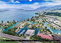 Schweizer Luftbilder 2019 (Wandkalender 2019 DIN A3 quer) - Produktdetailbild 3