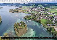 Schweizer Luftbilder 2019 (Wandkalender 2019 DIN A4 quer) - Produktdetailbild 5