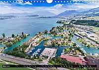 Schweizer Luftbilder 2019 (Wandkalender 2019 DIN A4 quer) - Produktdetailbild 3