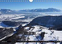 Schweizer Luftbilder 2019 (Wandkalender 2019 DIN A4 quer) - Produktdetailbild 1