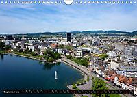 Schweizer Luftbilder 2019 (Wandkalender 2019 DIN A4 quer) - Produktdetailbild 9