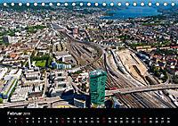 Schweizer Luftschiff-Aussichten (Tischkalender 2019 DIN A5 quer) - Produktdetailbild 2