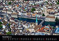 Schweizer Luftschiff-Aussichten (Tischkalender 2019 DIN A5 quer) - Produktdetailbild 11