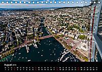 Schweizer Luftschiff-Aussichten (Tischkalender 2019 DIN A5 quer) - Produktdetailbild 8
