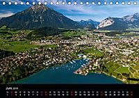 Schweizer Luftschiff-Aussichten (Tischkalender 2019 DIN A5 quer) - Produktdetailbild 6