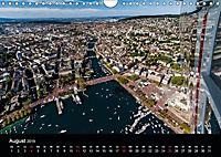 Schweizer Luftschiff-Aussichten (Wandkalender 2019 DIN A4 quer) - Produktdetailbild 8