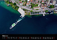 Schweizer Luftschiff-Aussichten (Wandkalender 2019 DIN A3 quer) - Produktdetailbild 3