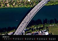 Schweizer Luftschiff-Aussichten (Wandkalender 2019 DIN A3 quer) - Produktdetailbild 1