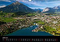 Schweizer Luftschiff-Aussichten (Wandkalender 2019 DIN A3 quer) - Produktdetailbild 6