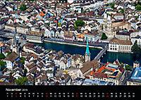 Schweizer Luftschiff-Aussichten (Wandkalender 2019 DIN A3 quer) - Produktdetailbild 11