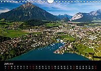 Schweizer Luftschiff-Aussichten (Wandkalender 2019 DIN A4 quer) - Produktdetailbild 6