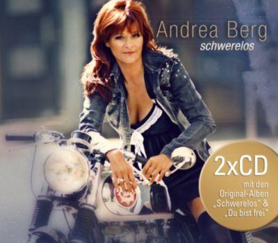 Schwerelos / Du bist frei (2-In-1 Edition, 2 CDs), Andrea Berg