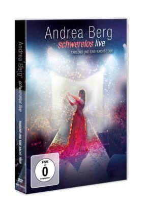 Schwerelos Live, Andrea Berg
