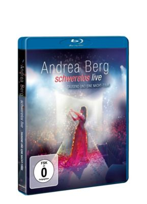 Schwerelos - Live, Andrea Berg