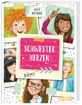 Schwesterherzen - Eine für alle, alle für DICH! - Lucy Astner pdf epub