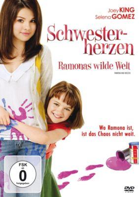 Schwesterherzen - Ramonas wilde Welt, Beverly Cleary