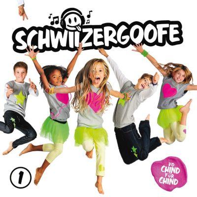 Schwiizergoofe 1, Diverse Interpreten