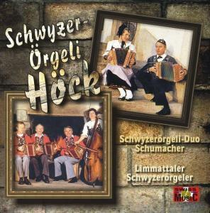 Schwyzerörgeli Höck, Schwyzerörgeli Duo Schumacher