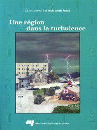 Science régionale: Une région dans la turbulence