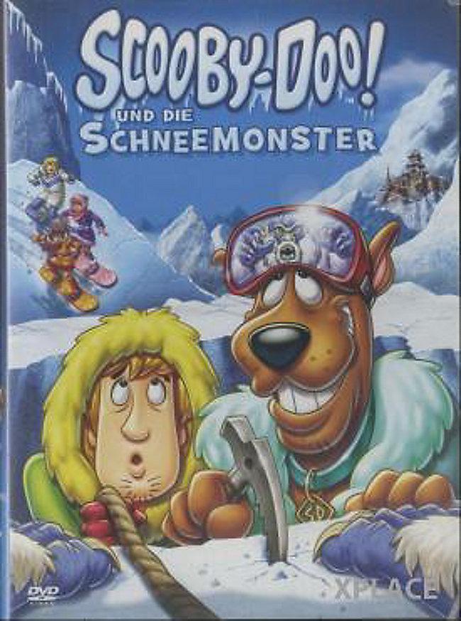 Scooby-Doo und das Schneemonster DVD bei Weltbild.de bestellen
