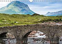 Scotland - From Edinburgh into the Highlands (Wall Calendar 2019 DIN A4 Landscape) - Produktdetailbild 8