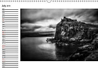 Scotland in Black and White (Wall Calendar 2019 DIN A3 Landscape) - Produktdetailbild 7