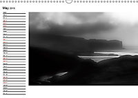 Scotland in Black and White (Wall Calendar 2019 DIN A3 Landscape) - Produktdetailbild 5