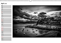 Scotland in Black and White (Wall Calendar 2019 DIN A3 Landscape) - Produktdetailbild 4