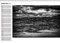 Scotland in Black and White (Wall Calendar 2019 DIN A3 Landscape) - Produktdetailbild 9