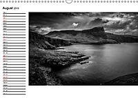 Scotland in Black and White (Wall Calendar 2019 DIN A3 Landscape) - Produktdetailbild 8