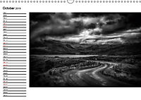 Scotland in Black and White (Wall Calendar 2019 DIN A3 Landscape) - Produktdetailbild 10