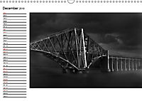 Scotland in Black and White (Wall Calendar 2019 DIN A3 Landscape) - Produktdetailbild 12