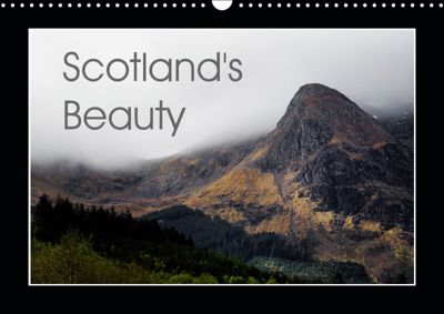 Scotland's Beauty (Wall Calendar 2019 DIN A3 Landscape), Robert Wood