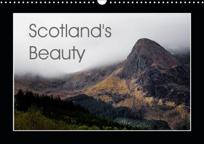 Scotland's Beauty (Wall Calendar 2019 DIN A3 Landscape), Robert Wood