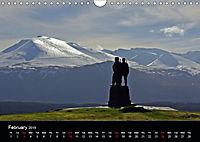 Scotland's Lochs and Mountains (Wall Calendar 2019 DIN A4 Landscape) - Produktdetailbild 2