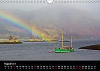 Scotland's Lochs and Mountains (Wall Calendar 2019 DIN A4 Landscape) - Produktdetailbild 8