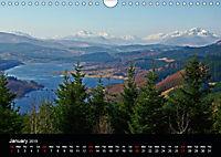Scotland's Lochs and Mountains (Wall Calendar 2019 DIN A4 Landscape) - Produktdetailbild 1